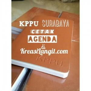 cetak agenda